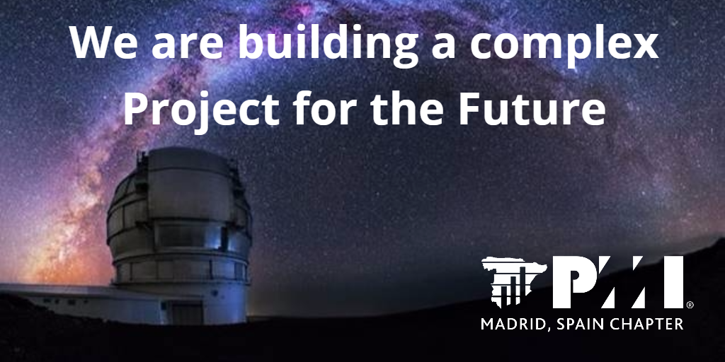We are building a complex project for the future
